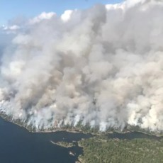 Key River cottagers concerned by results of investigation into Parry Sound 33 forest fire