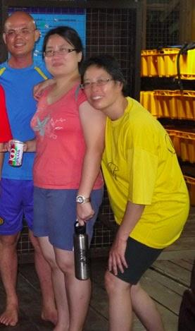 Hui Min and Wan Yeng