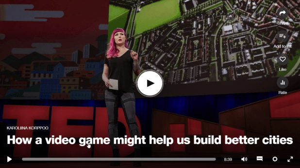 Karoliina Korppoo_ How a video game might help us build better cities _ TED Talk