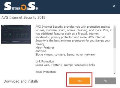 تحميل برنامج الحماية AVG Internet Security 2018 مجانا