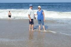 Gary and Judy in North Carolina