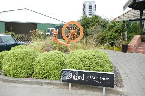 The Ashford Company Headquarters in Ashburton