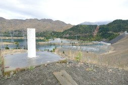 The Benmore Dam Powerhouse