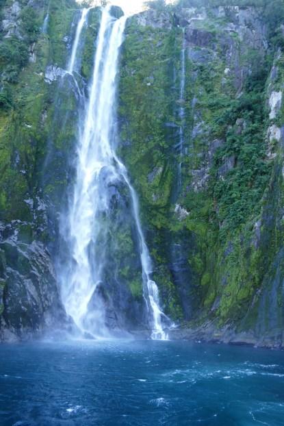 Bowen Falls-Milford Sound