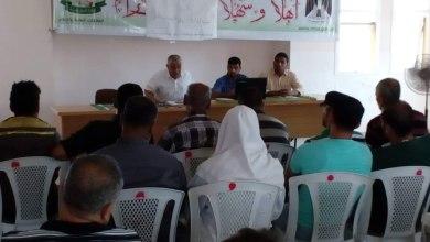 Photo of دائرة الانتاج الحيواني تعقد اجتماعا مع مربي الاغنام