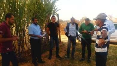 Photo of جولة على المستفيدين من مشروع تعزيز الصمود ضد أزمة المياه