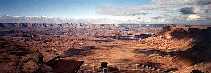 Moab Utah Canyonlands Photo Gallery The Needles Overlook