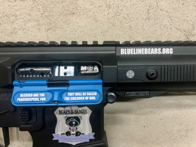 Blue LIne Bears 15 of 24