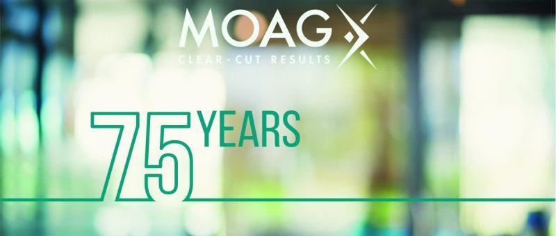 Moag 75 Years