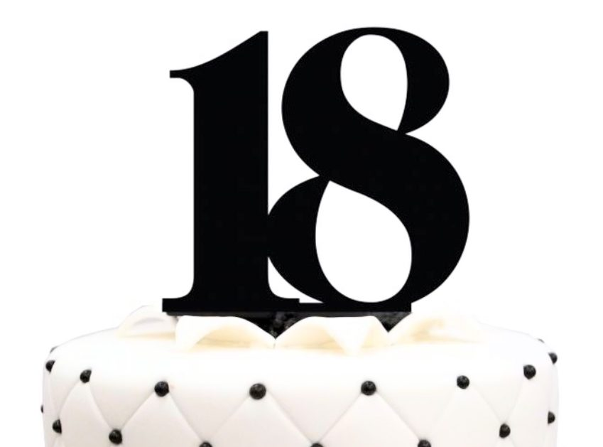 What to do when your child turns 18!