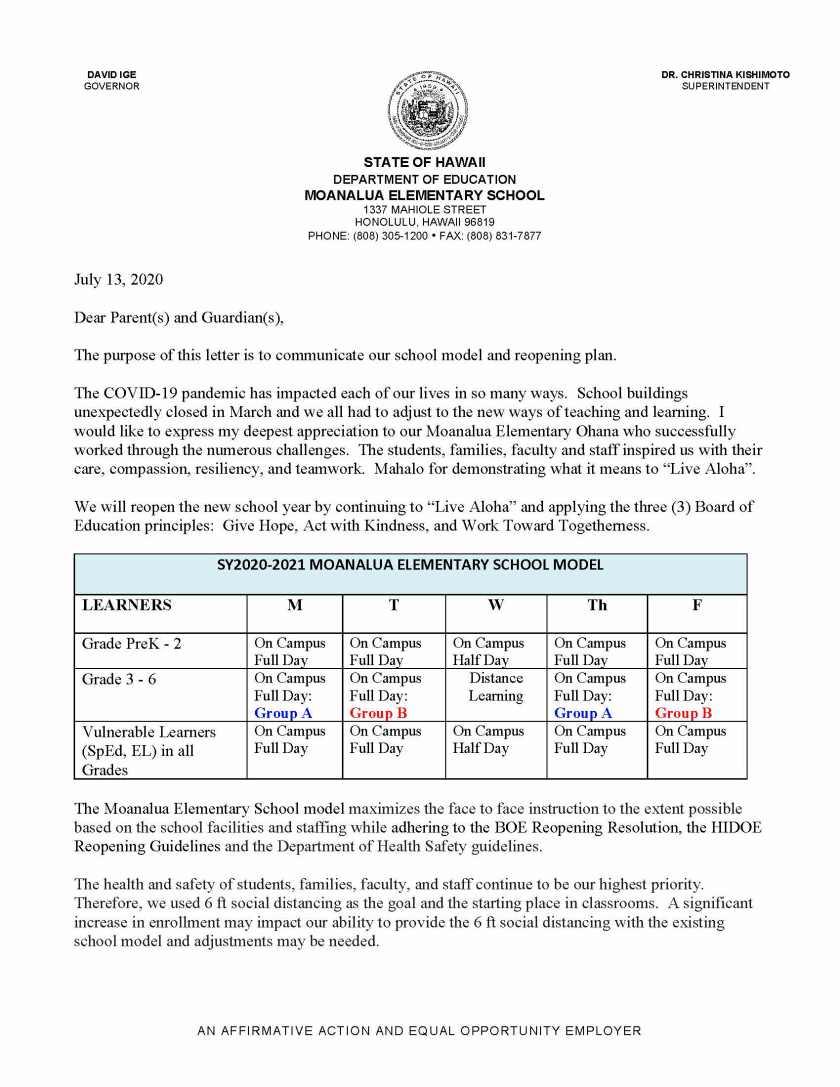 SchoolModelParentLetterJuly13_2020_Page_1