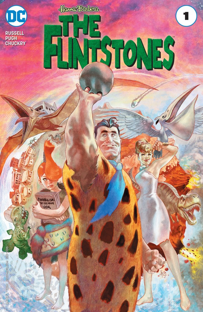 Image result for the flintstones dc