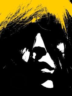 MoArt Urban People - Lady Shhh
