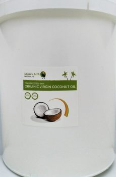 Coconut Oil Organic Virgin 5 Litre