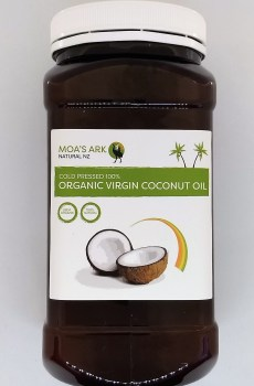 Coconut Oil Premium Grade Organic Virgin 700 ml Bottle