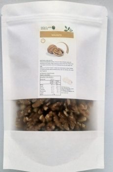 Walnuts NZ Grown Halves Natural Crunchy 200 gram