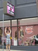 Hubba Hubba- an alternative adult boutique on Mass Ave in Cambridge, MA