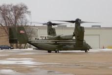 Osprey at KSUS. Photo by Gary Chambers.