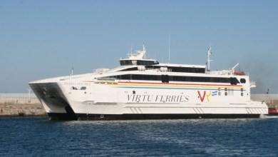 السلطات الإسبانية تمنع باخرة إنترشبينغ من دخول ميناء طريفة 5