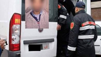 """أمن طنجة يلقي القبض على الملقب ب""""السيطرة"""" على متن سيارة أجرة 2"""