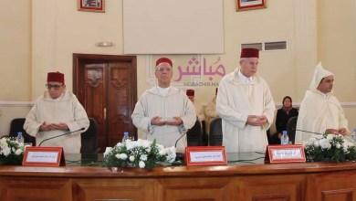 تنصيب أحمد الوجدي رئيسا للمجلس العلمي لإقليم فحص أنجرة 2