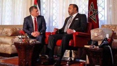 العاهل الأردني يزور المغرب بدعوة من الملك محمد السادس 3