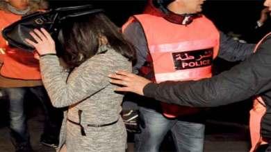 مداهمة شقة للدعارة واعتقال 5 أشخاص بمدينة طنجة 5
