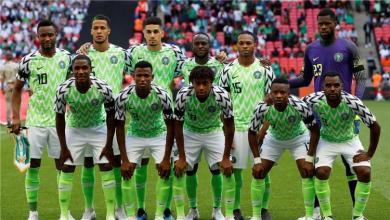 المنتخب النيجيري يكشف لائحته المشاركة في كأس إفريقيا للأمم 2019 6