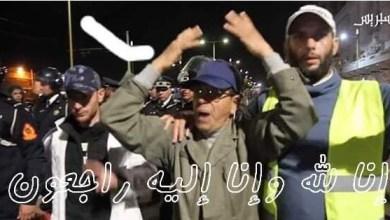 """غضب وغليان بعد وفاة """"عبد الله حجيلي"""" الأب الروحي للأساتذة المتعاقدين 5"""