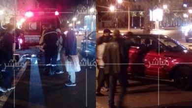 مصرع فتاة في حادثة سير خطيرة بكورنيش طنجة 6
