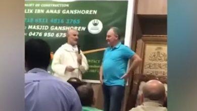 سبحان الله..نصراني يتصدق كل شهر رمضان على مسجد ببروكسيل البلجيكية (فيديو) 4