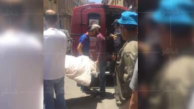 طنجة..وفاة سيدة بالشارع العام بعد تأخر سيارة الإسعاف 6