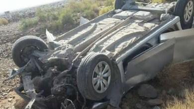 مقتل جمركي بعد انقلاب سيارته بالطريق الرابطة بين المضيق والفنيدق 2