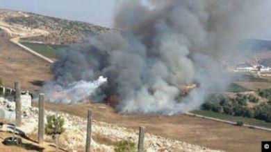 حزب الله يدمر آلية عسكرية إسرائيلية ومواجهة تلوح في الأفق 6