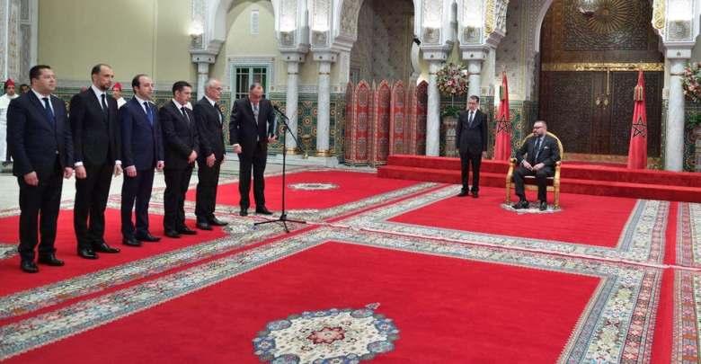 تعرف على التشكيلة الرسمية لحكومة العثماني في نسختها الثانية 1