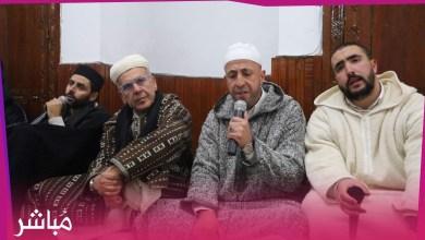 هكذا أحيت ساكنة مولاي عبد السلام ابن مشيش ليلة المولد النبوي (فيديو) 2