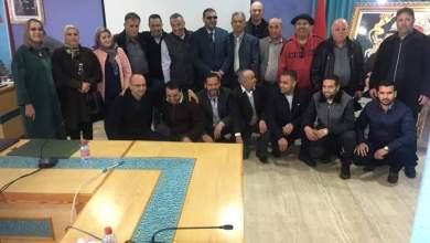 في جلسة مشحونة..انتخاب رئيس مجلس جماعة المضيق 9