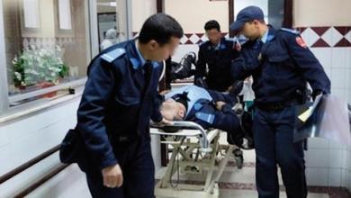 إنقاذ مقدم شرطة هدّد برمي نفسه من مبنى الأمن 2