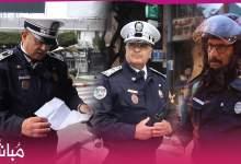 أمن طنجة يغلق الشوارع الرئيسية ويشدد إجراءات المراقبة 13
