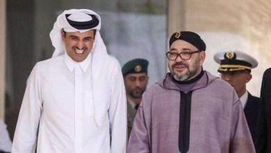 أمير قطر يهنئ الملك محمد السادس بحلول شهر رمضان 4