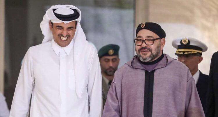 أمير قطر يهنئ الملك محمد السادس بحلول شهر رمضان 1