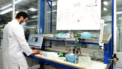 اطر مغربية تنهي تصنيع 500 جهاز تنفس إصطناعي الأسبوع المقبل 5
