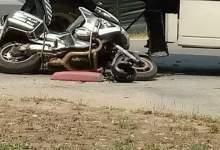 حادثة سير خطيرة ترسل دركي لقسم العناية المركزة ضواحي العرائش 13