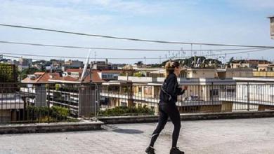 """""""سطحاطون"""" أول سباق خاص بالحجر الصحي على أسطح المنازل بالمغرب 3"""
