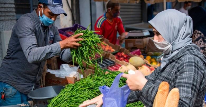 الأسواق مزودة بشكل جيد وأسعار المواد الغذائية في تراجع 1