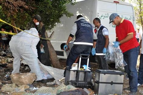 """التحقيق في وفاة غامضة لخمسيني بمنطقة """"كتامة"""" 1"""