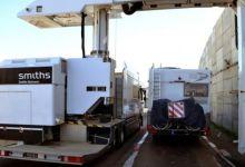 السكانير يطيح بشاحنة محملة بالحشيش بميناء طنجة المتوسط 11