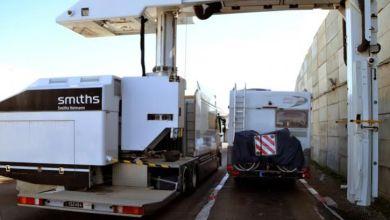 السكانير يطيح بشاحنة محملة بالحشيش بميناء طنجة المتوسط 16