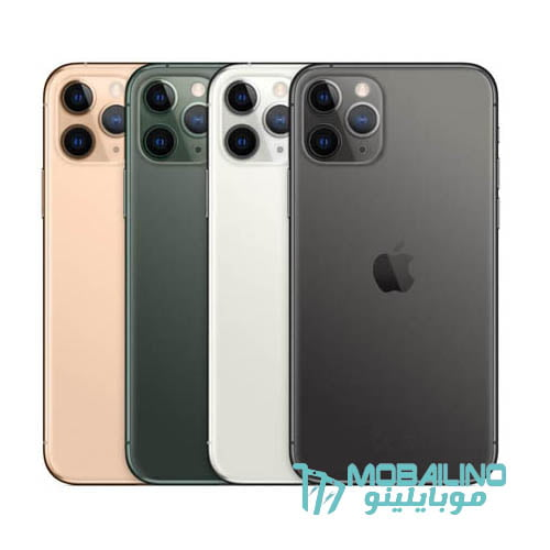 ألوان iPhone 11 Pro Max