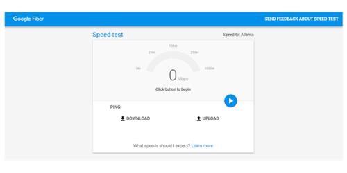 أفضل 3 طرق مجانيه لمعرفة وقياس سرعة الإنترنت